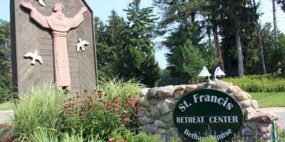 Upcoming Retreats at St. Francis Retreat Center