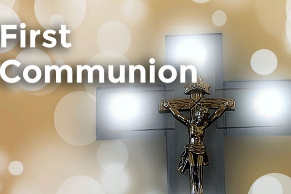 First Communion at St. Casimir