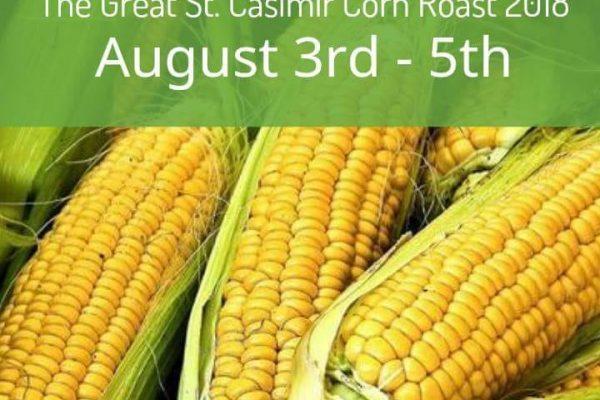 Volunteer for Corn Roast