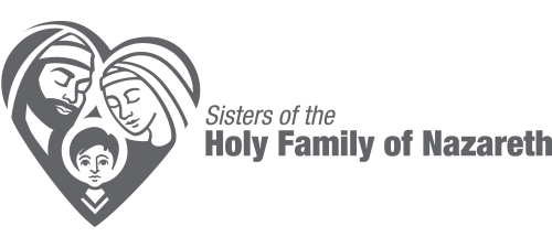 Sisters of the Holy Family of Nazareth logo