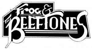 Frog & The Beeftones logo